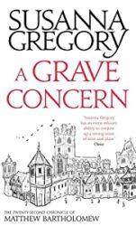 A Grave Concern Matthew Bartholomew Books in Order