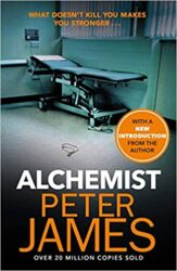 Alchemist Peter James Books in Order