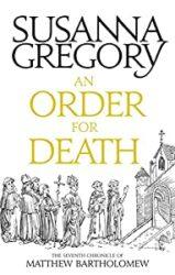 An Order for Death Matthew Bartholomew Books in Order