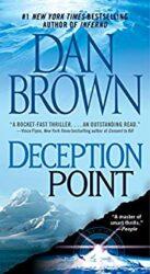Deception Point Dan Brown Books in Order