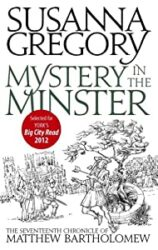 Murder in the Minster Matthew Bartholomew Books in Order