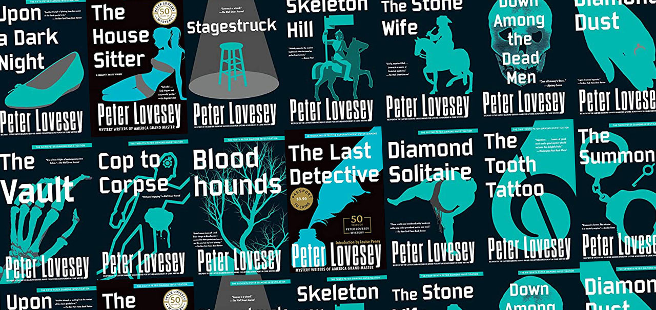 Peter Diamond Books in Order