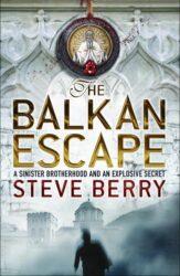 The Balkan Escape - Cassiopeia Vitt Adventures Books in Order