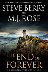 The End of Forever - Cassiopeia Vitt Adventures Books in Order
