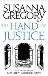 The Hand of Justice Matthew Bartholomew Books in Order