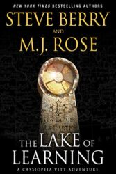 The Lake of Learning - Cassiopeia Vitt Adventures Books in Order