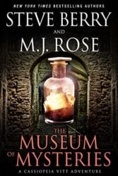 The Museum of Mysteries - Cassiopeia Vitt Adventures Books in Order