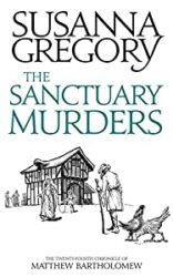 The Sanctuary Murders Matthew Bartholomew Books in Order