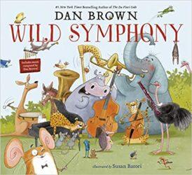 Wild Symphony Dan Brown Books in Order